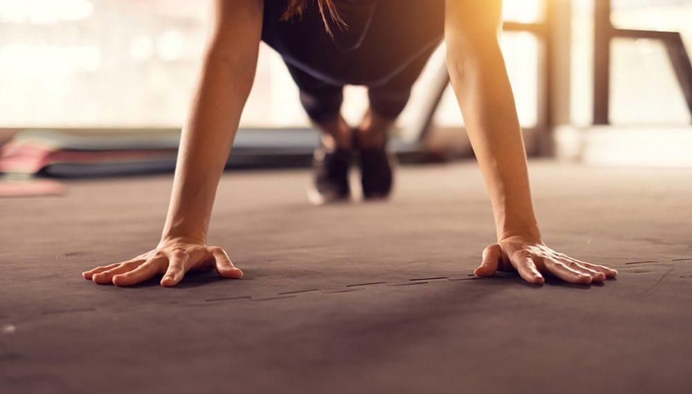 Esta atleta vegana rompió todos los records de una competencia, aún estando enferma
