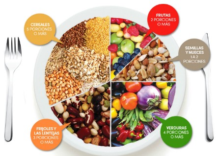 Comidas saludables para adultos