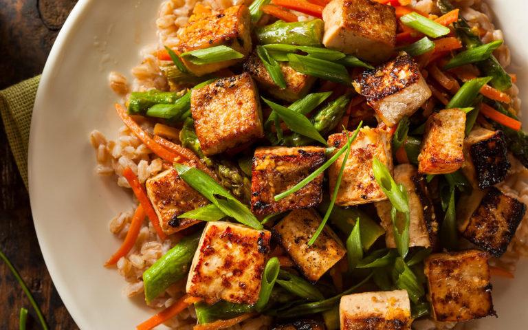 Seco de tofu
