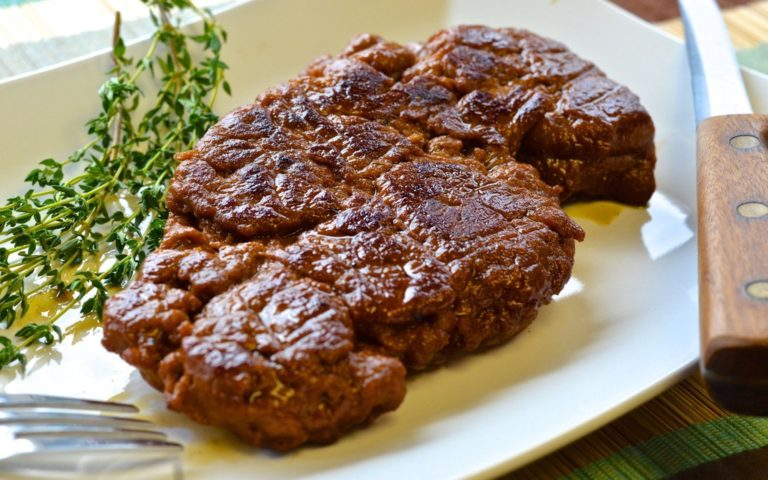Como comer filete sin dañar a ninguna vaca