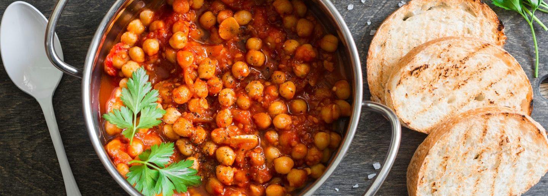 6 recetas con garbanzos que tienes que conocer