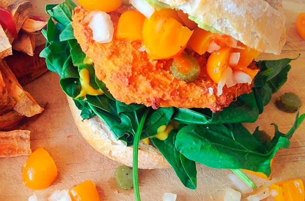 hamburguesa-veggie-de-camote