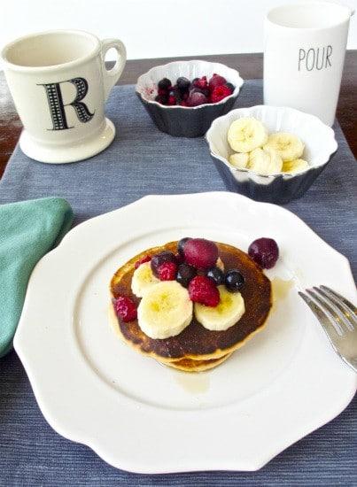 recetas de desayunos nutritivos pdf