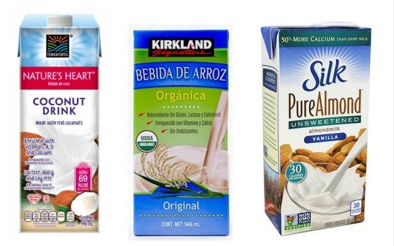 Guía completa de leches a base de plantas