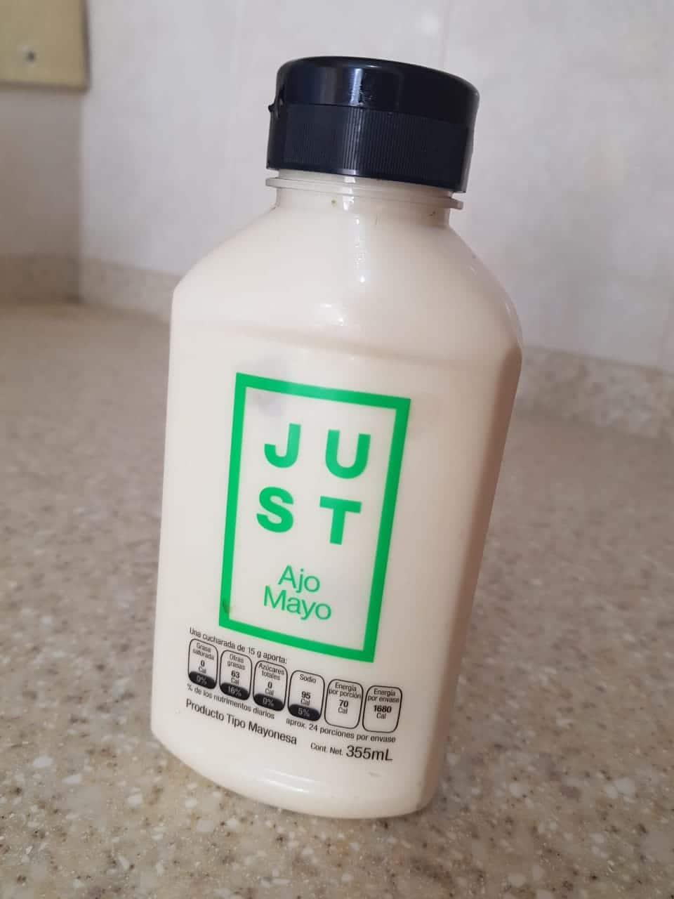 mayonesa just mayo