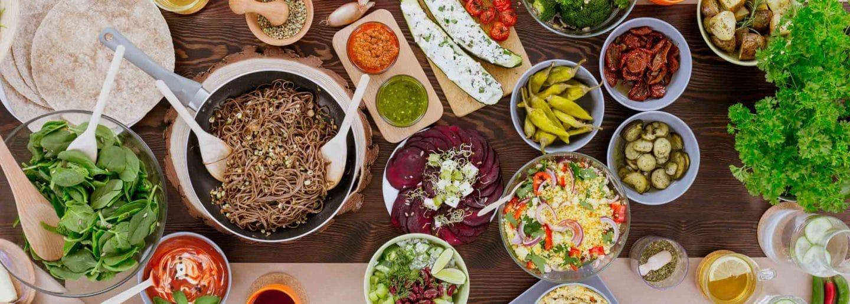 15 recetas para preparar el mejor menú vegano en Navidad o Año Nuevo