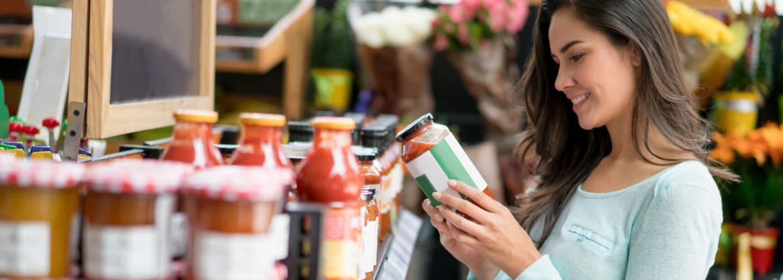Mira todos los productos veganos que puedes encontrar en un supermercado