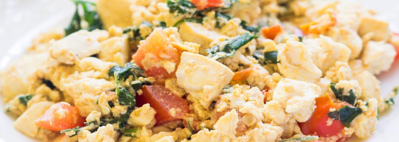 5 deliciosas recetas para cocinar sin utilizar huevos