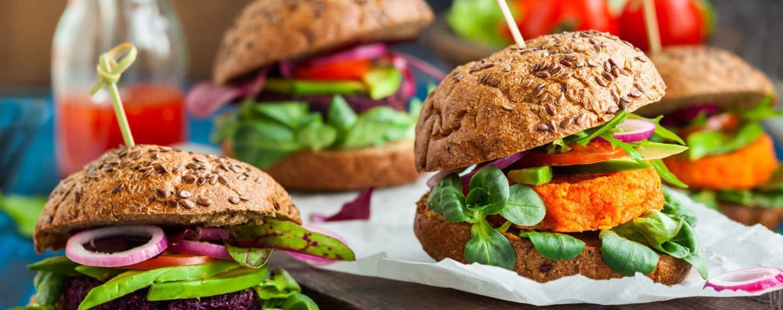 5 recetas de hamburguesas veganas que cambiarán tu vida
