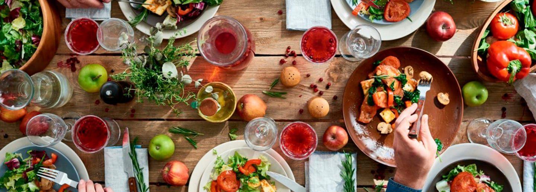 10 recetas para disfrutar con tus amig@s en este Día del amor y la amistad ❤️