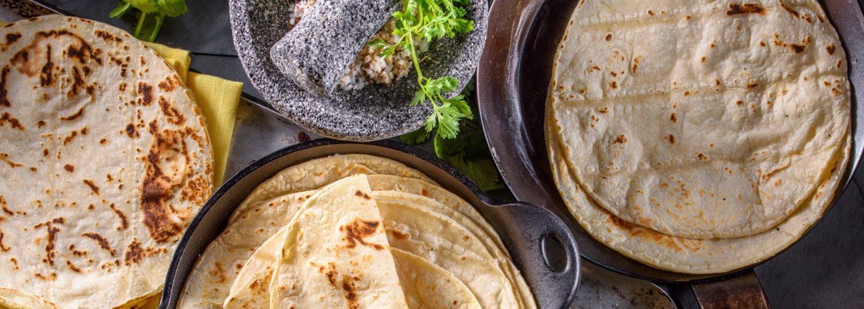 5 recetas veganas que puedes preparar con tortillas de maíz
