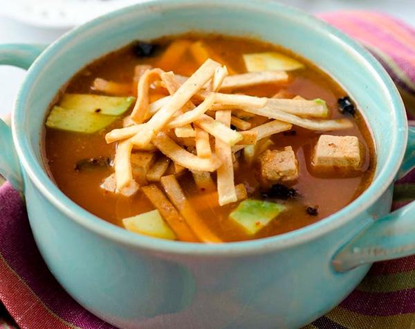 5 Recetas Veganas Que Puedes Preparar Con Tortillas De Maiz