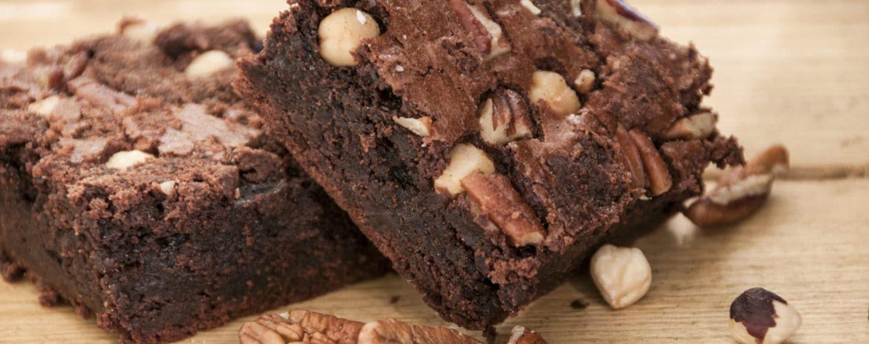 10 recetas de brownies veganos que tienes que probar ahora mismo
