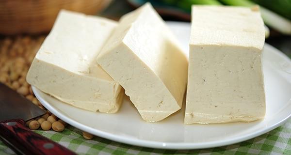 tofu para sustituir los huevos