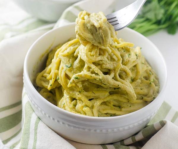 espagueti-verde-vegano