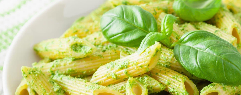 10 cremosas y deliciosas recetas de pasta vegana