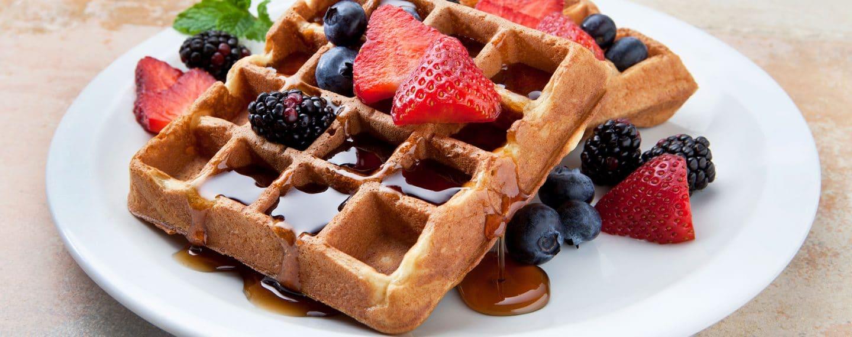 Las mejores recetas de waffles dulces y salados, completamente veganos y deliciosos