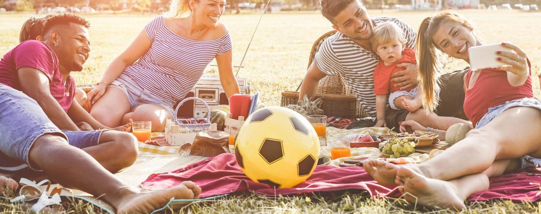 Prepara un delicioso pícnic vegano con estas originales recetas