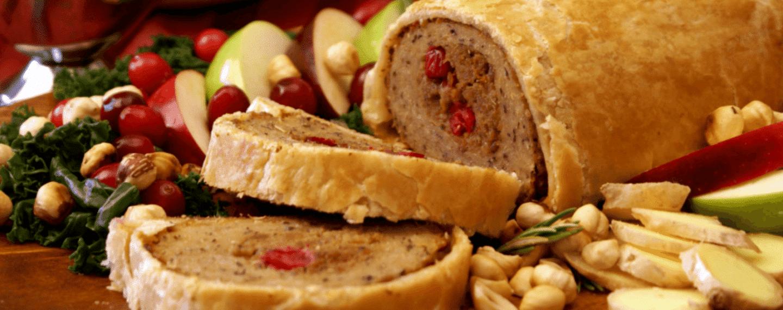 5 deliciosos menús para tu primera cena de navidad vegana