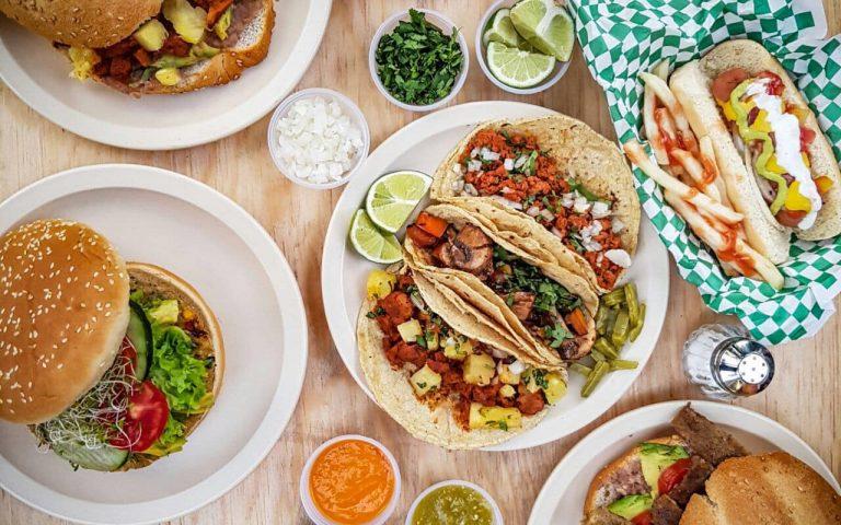 Apoya a los restaurantes veganos en tu localidad