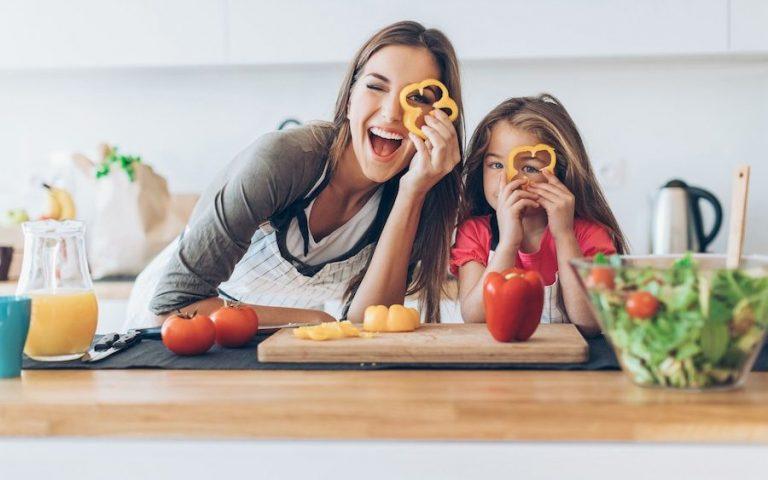Entretén a los más pequeños y preparen juntos estas deliciosas recetas