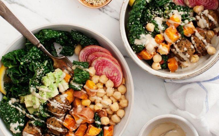 5 recetas veganas, sencillas y económicas para probar en primavera