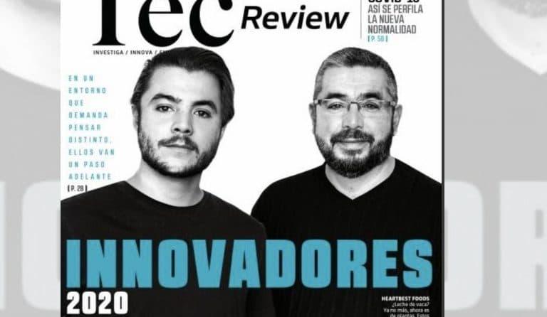 Empresa de productos veganos gana el premio Innovadores 2020