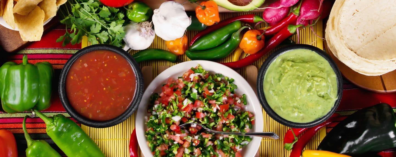 Tienes que probar estas versiones veganas de platillos clásicos de la cocina mexicana