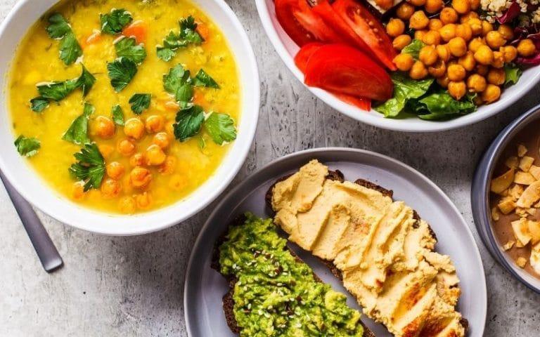 5 recetas de platillos veganos para probar esta semana