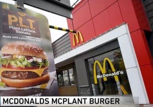 nueva mcdonalds vegana