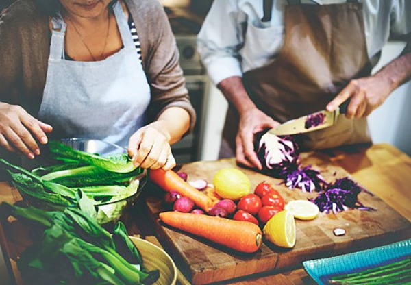 alimentos indispensables en una dieta vegetariana