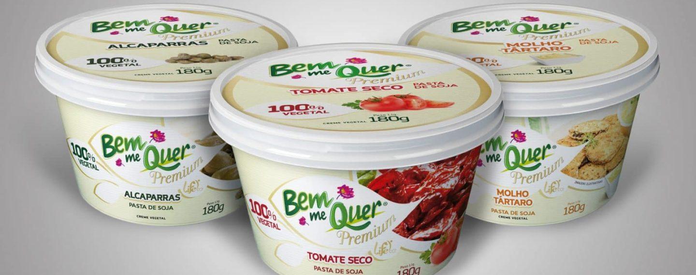 Life Company lança três novos sabores de pastas de soja Bem me Quer