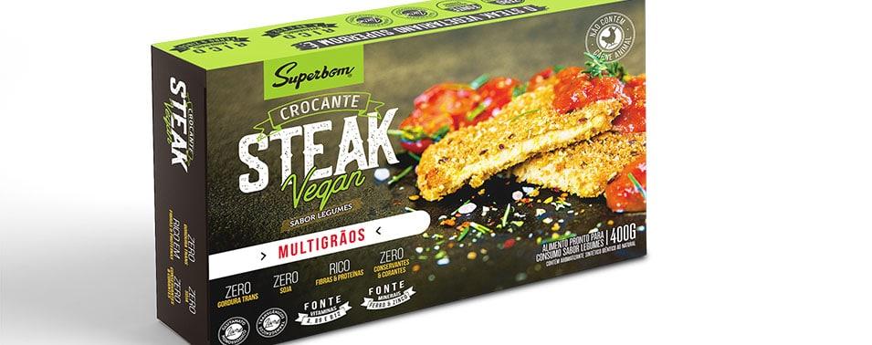 Superbom lança três novas opções veganas esta semana