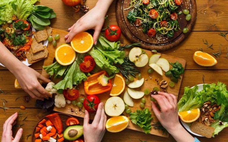 Você sabe quais são os benefícios da dieta vegetariana para a saúde?