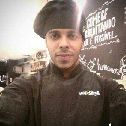 Chef Eduardo Anandadeva