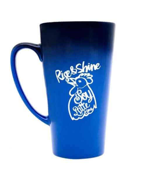 'Rise and Shine' Mug