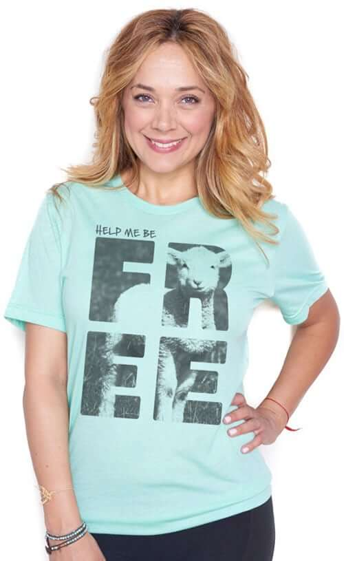 'Be Free' T
