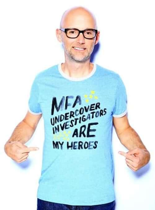 Eco Blend 'MFA Heroes' T