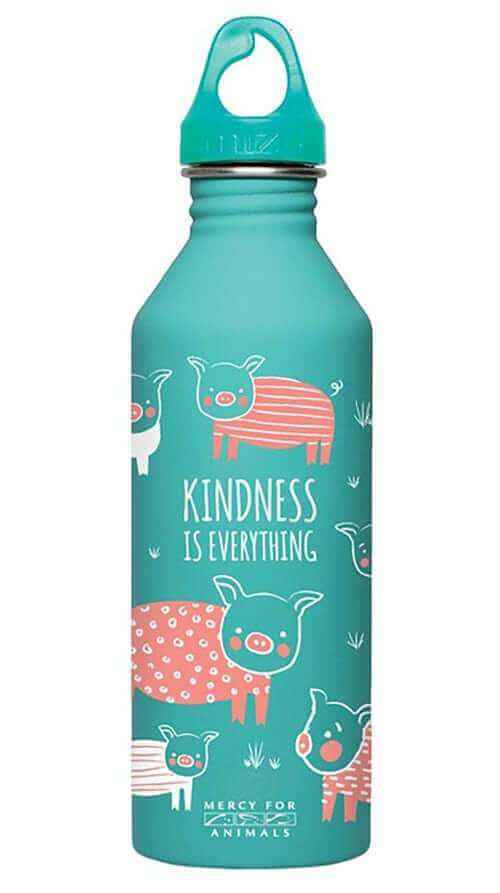 Pig 'Kindness' Bottle