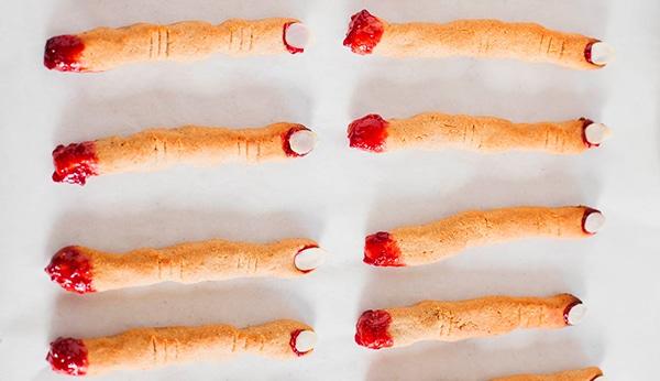 recetas veganas para halloween
