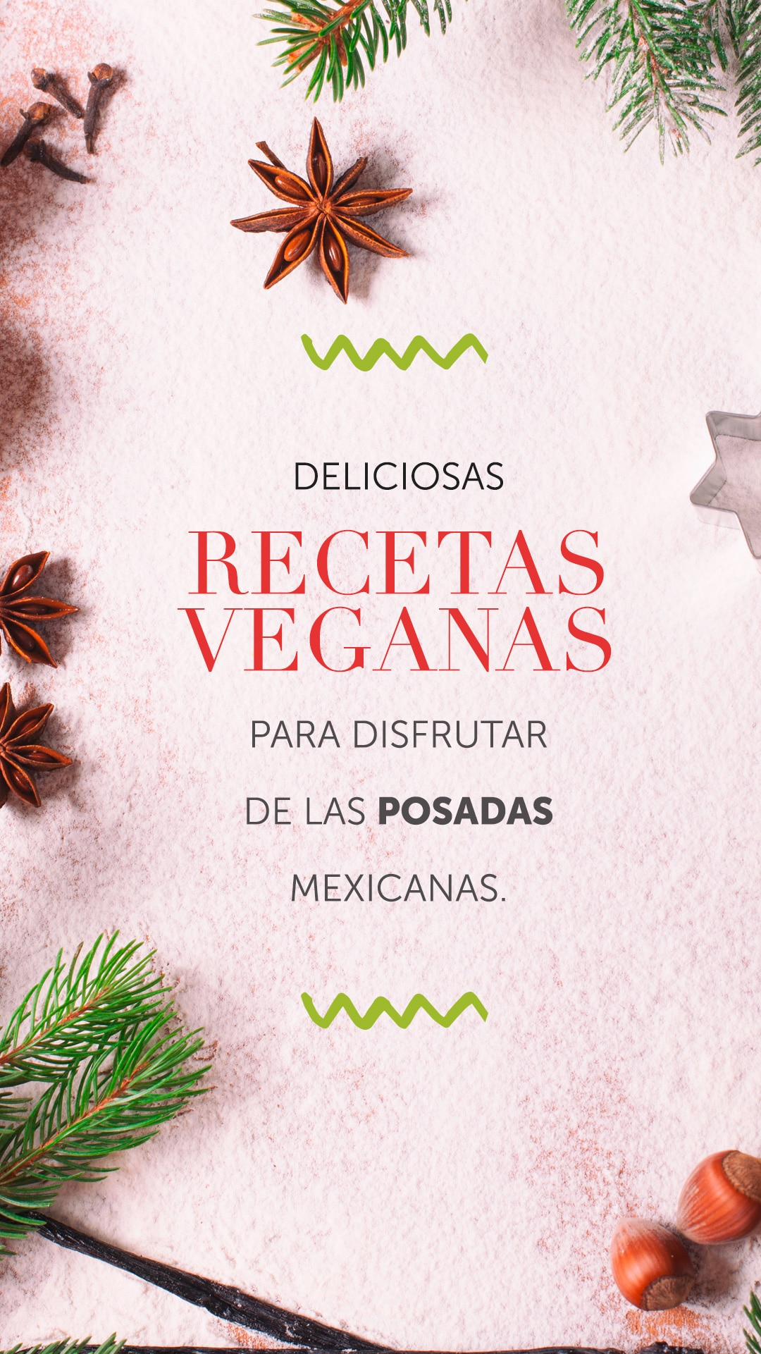 Deliciosas recetas veganas para disfrutar de las posadas mexicanas