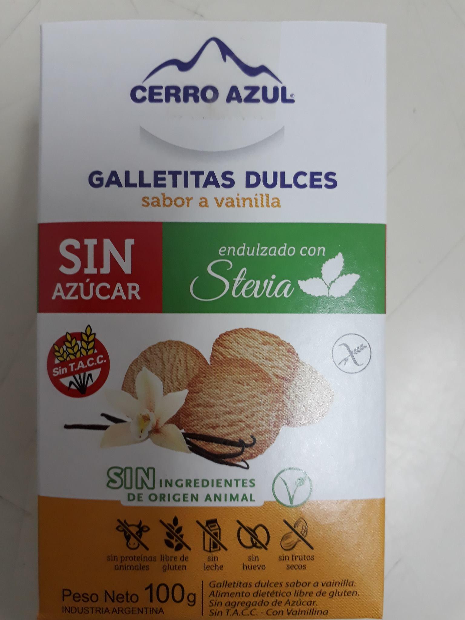 galletas veganas en argentina