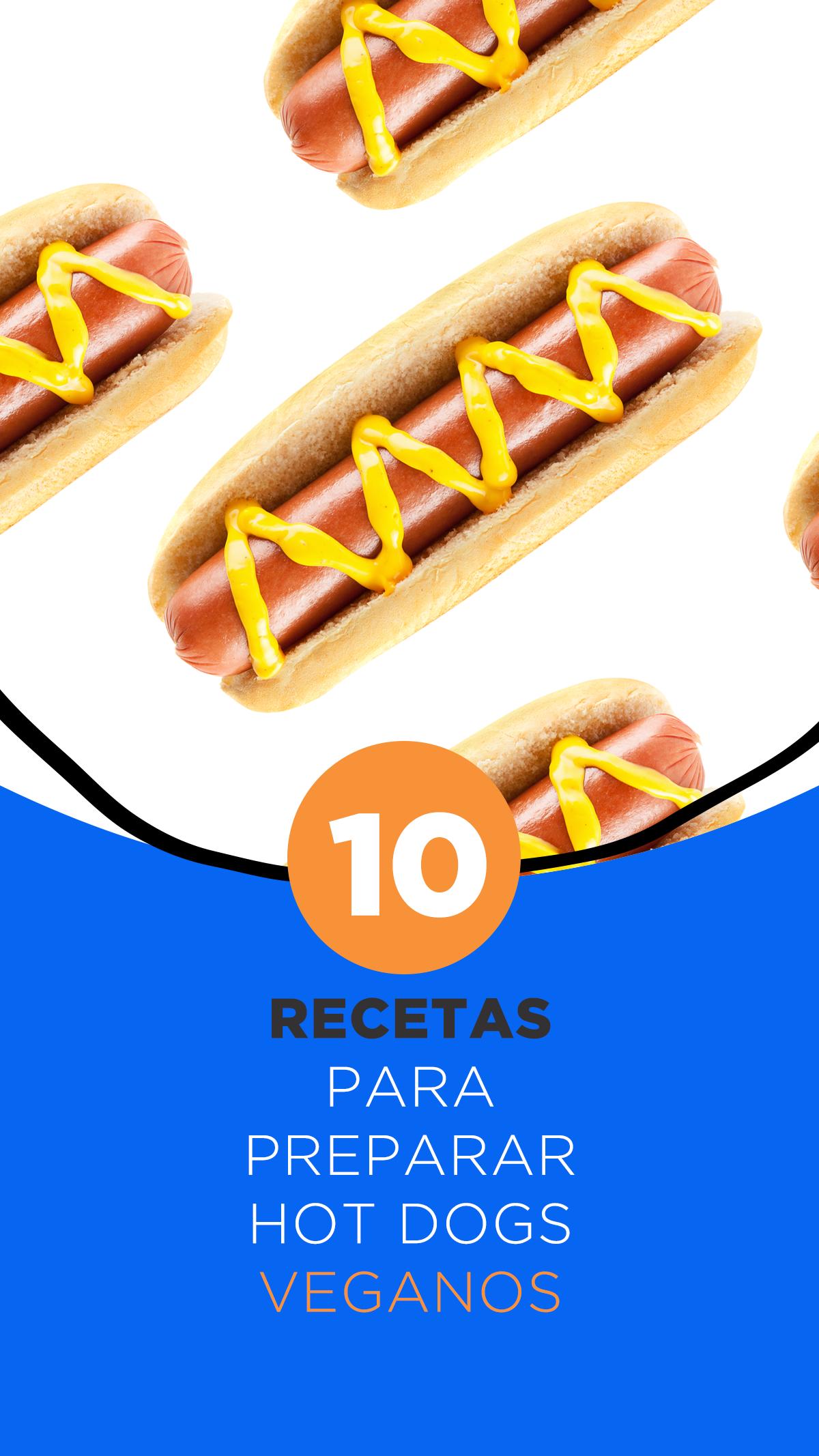 Cómo comer hot dogs sin que muera ningún animal